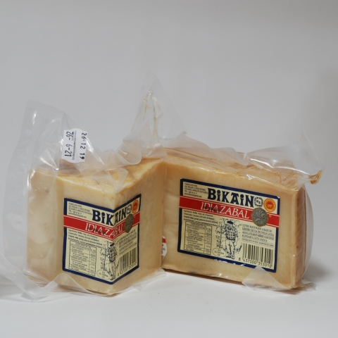 QUESO OVEJA NATURAL MEDIO 550 GR BIKAIN