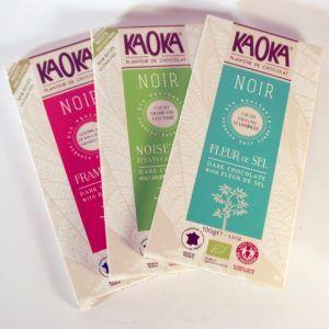 CHOCOLATE NEGRO 90% CACAO 100 GR KAOKA
