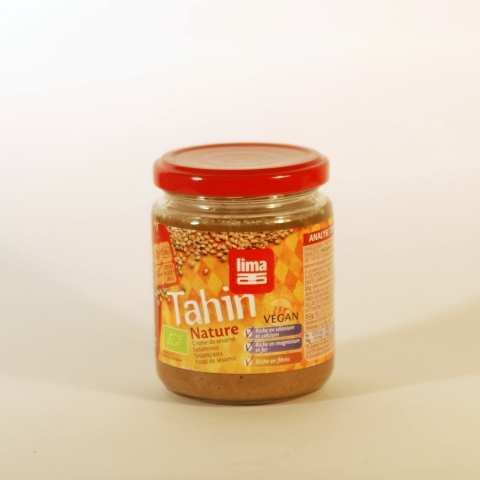 TAHIN TOSTADO SIN SAL 500 GR LIMA