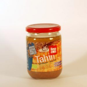 TAHIN TOSTADO CON SAL 500 GR LIMA