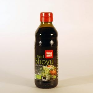 SHOYU 250 ML LIMA