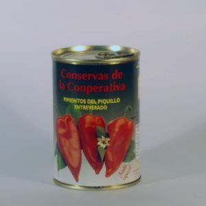 PIMIENTO PIQUILLO ENTREVERADO 400 GR LODOSA