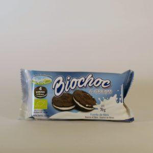 GALLETAS BIOCHOC CREAM 70 GR BELSI