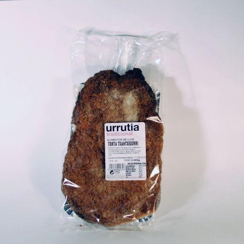 TORTA TXANTXIGORRI 240 GR URRUTIA