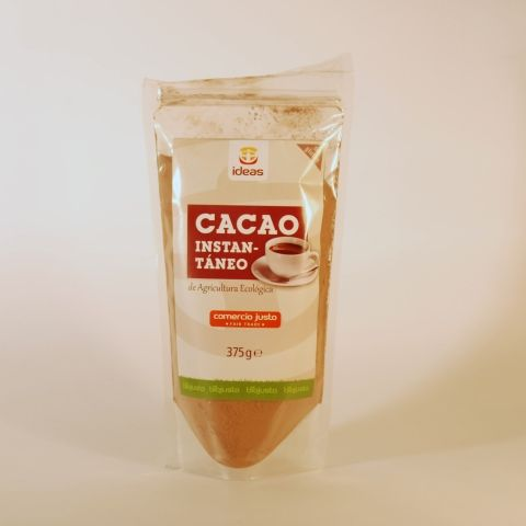 CACAO INSTANTANEO 375 GR IDEAS