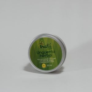 UNGUENTO HERBAL 50 ML IRATI