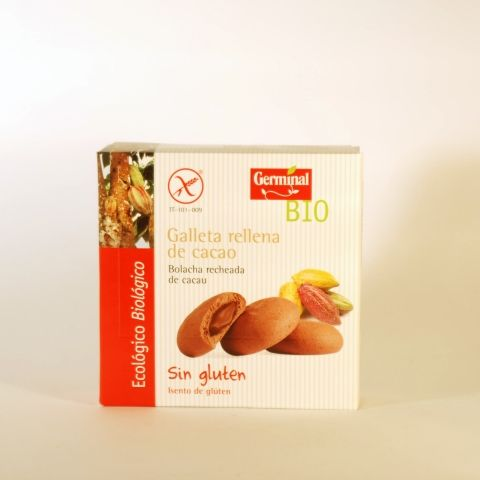 GALLETAS CACAO 200 GR GERMINAL