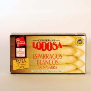 ESPARRAGO BLANCO I.G.P 390 GR LODOSA