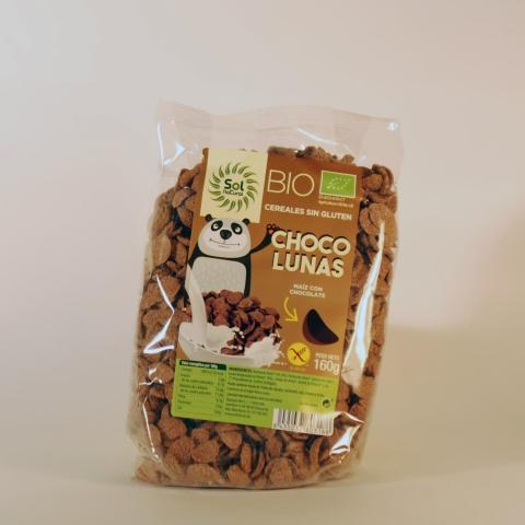 CEREALES CHOCOLUNAS 160 GR SOL NATURAL