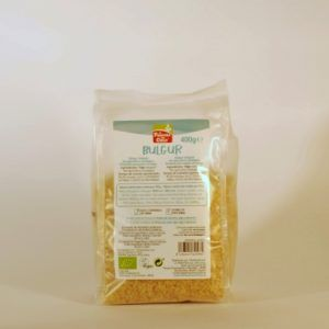 BULGUR 500 GR FINESTRA