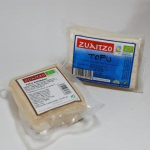 TOFU FINAS HIERBAS 250 GR ZUAITZO